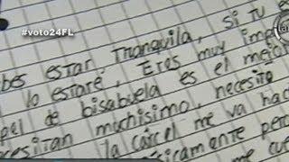 getlinkyoutube.com-Las cartas de Fernanda Lora desde el penal 'Santa Mónica'