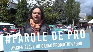 Jérôme FOMBELLE, BTS GARAC, Journaliste Autoplus