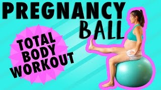 getlinkyoutube.com-Pregnancy Workout - Fitmomma Challenge 09