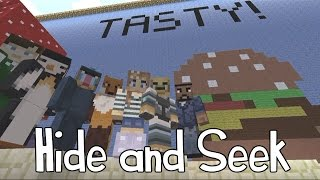 Minecraft Xbox - Hide and Seek - Hide and Feast