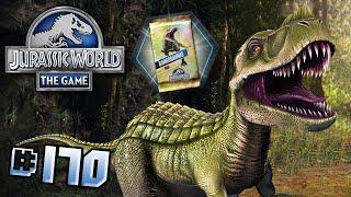 getlinkyoutube.com-Gorgosaurus Tournament!! || Jurassic World - The Game - Ep 170 HD