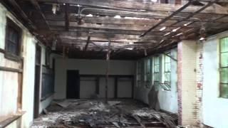 getlinkyoutube.com-Abandoned School in Gilliland, Texas