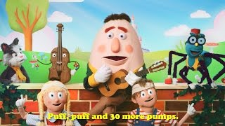 St John Ambulance Nursery Rhymes Inc. Baby CPR Song - Advert