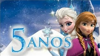 getlinkyoutube.com-Frozen - Retrospectiva Infantil