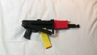 getlinkyoutube.com-Lego Full Auto AK-74u