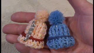 ミニチュア帽子の作り方