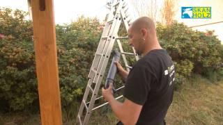 getlinkyoutube.com-SKAN HOLZ Carport Aufbau (deutsch)