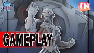 getlinkyoutube.com-Disney Infinity 3 ULTRON Gameplay + Skill Tree Preview