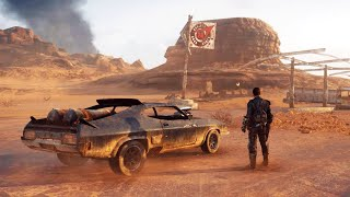 getlinkyoutube.com-Mad Max Game - Secret Hidden Location