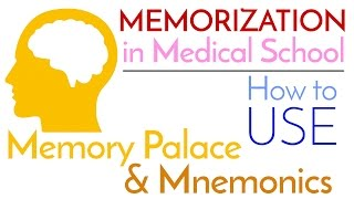 Memorization | Memory Palace and Mnemonics | How to Actually USE Them