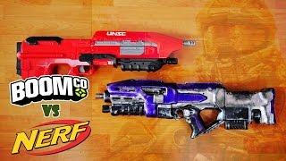 [SPECIAL] HALO MA5 RIFLE | Boomco VS Nerf Mod