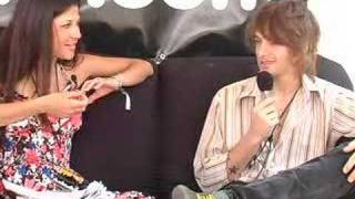 getlinkyoutube.com-Paolo Nutini Backstage at Bonnaroo '07