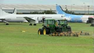 Spearhead Airfield Mowers