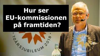 EUInMyRegion - Hur ser EU-kommissionen på framtiden?