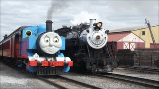 getlinkyoutube.com-Strasburg Railroad Day Out With Thomas September 14 2013