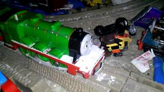 getlinkyoutube.com-Tomy/Trackmaster T&F Something In The Air