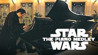 getlinkyoutube.com-Star Wars | The Piano Medley - Peter Bence