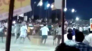 getlinkyoutube.com-NarasaRaoPet Purapalaka Sangha Sathabdi Uthsavalu- Ongole Bull Race4