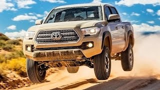 getlinkyoutube.com-2016 Toyota Tacoma: Four-wheeling Through Utah's Big Five! - Epic Drives Ep. 31