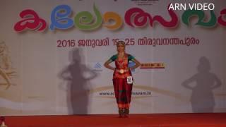 getlinkyoutube.com-Bharatanatyam (HS no 365) Kerala School Kalolsavam 2016