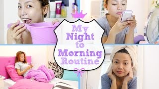 getlinkyoutube.com-My Night to Morning Routine ✿ Michelle Dy