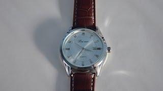 getlinkyoutube.com-Zegarek Bei nuo aliexpress. Bei nuo watch from aliexpress