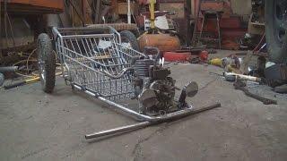 getlinkyoutube.com-LA Rat Rod -The Rat Cart