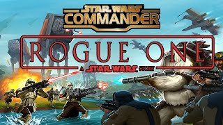 getlinkyoutube.com-Star Wars Commander Empire | ROGUE ONE UPDATE! Armory,  New Skins and MORE (Ep # 149)