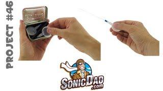 getlinkyoutube.com-Make a Spy-Sized Squirt Gun from a Doggie Chew Toy