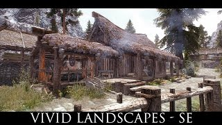 getlinkyoutube.com-Skyrim SE Mods: Vivid Landscapes - All in One - Special Edition