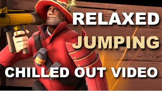 getlinkyoutube.com-Relaxed Jumping. Chill out.
