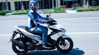 """getlinkyoutube.com-""""Bom tấn"""" Yamaha NVX chuẩn bị ra mắt thị trường"""