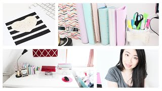 getlinkyoutube.com-Back to school • Mon espace de travail | #LilieBTS 2015