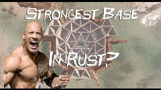 getlinkyoutube.com-RUST | Pound for Pound Strongest Base in Game?
