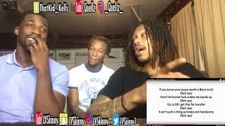 Nicki Minaj Ft. Lil Wayne   Rich Sex (Reaction Video)