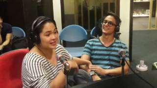 getlinkyoutube.com-Ryan Agoncillo and Judy Ann Santos-Agoncillo on The Morning Rush - Part 3