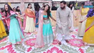 Tumse Milke Dilka Jo Haal - Wedding Choreography By Dance For Togetherness