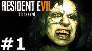 getlinkyoutube.com-RESIDENT EVIL 7: BIOHAZARD Gameplay Walkthrough Part 1 Full Game PS4 Pro