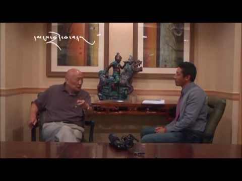 (Tibetan public talk mtkdusa2011) Interview with Chating Tenzin Tsutrem Part 14