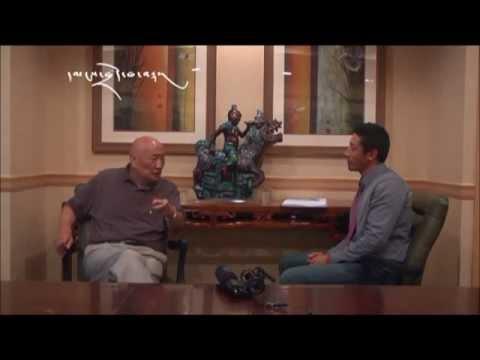 (Tibetan public talk mtkdusa2011) Interview with Chating Tenzin Tsutrem Part 14