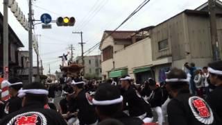 getlinkyoutube.com-2015年泉大津市だんじり祭り 板原