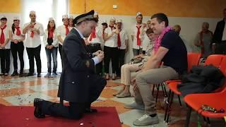 getlinkyoutube.com-Alberto & Matteo - Wedding Proposal #ProudToLove