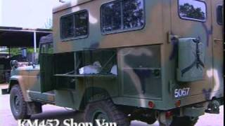 getlinkyoutube.com-Kia Motors Military Logistics Vehicles Lineup