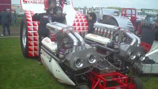 getlinkyoutube.com-Starlight Express ( I ) 2 Allison V12 mit 4 Turbos