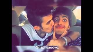سعود الوازعي وعبدالعزيز الحجاب
