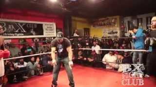 VIOLATER VS RICKY BXFIGHTCLUB Final Match for the