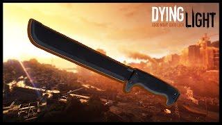 getlinkyoutube.com-Dying Light Poradnik Jak zdobyć KOREK MACHETE Najlepsza broń na początek!