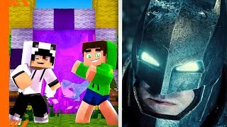 getlinkyoutube.com-PORTAL PARA O MUNDO DO BATMAN - Minecraft Roleta da Morte