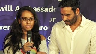 Ajay Devgn's daughter Nysa looks exactly like dad Ajay Devgn