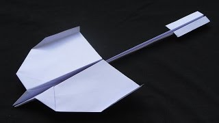 getlinkyoutube.com-How to make a Paper Airplane: BEST Paper Planes in the World - Paper Airplanes that FLY FAR | Martin